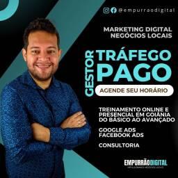 Treinamento Presencial e Online - Marketing Digital a favor do seu Negócio