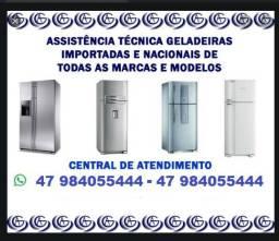 Tecnico geladeiras e refriger.