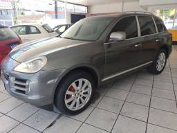 Porsche Cayenne 3.6 V6 Cinza 2008 TOP
