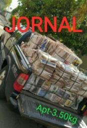 Jornal ,APT 3,50 kg , entrega toda Goiânia e região