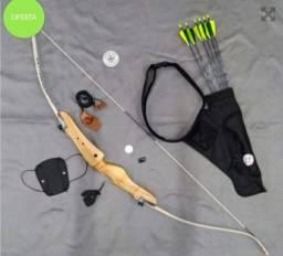 Kit arco e flecha completo