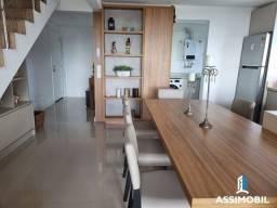 Título do anúncio: Apartamento Duplex 3 dormitórios c/ suíte 150 m²- Praia de Palmas - Governador Celso Ramos