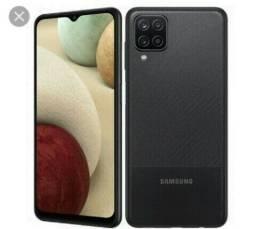 Samsung A12 NOVO NA CAIXA COM NOTA FISCAL