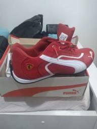Tenis Puma Ferrari Original
