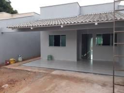 Título do anúncio: Casa lindissima em construção com 2/4 send 1 Suíte no jardim aureni 3
