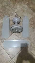 Ventilador de teto com 3 pás