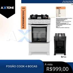 Título do anúncio: Fogão cook 4 bocas!