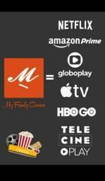 My Famíly cinema séries na sua tv