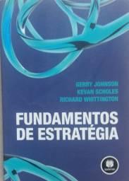 Livro Fundamentos de Estratégia