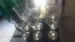 Taça de cristal