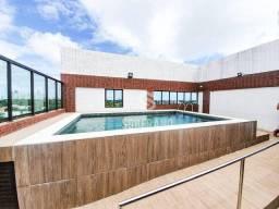 Apartamento com 2 dormitórios à venda, 60 m² por R$ 255.000 - Portal do Sol - João Pessoa/