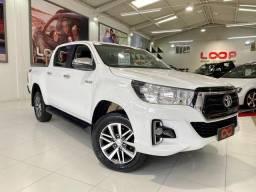 Título do anúncio: Toyota Hilux CD SRV 4x4 2.8 TDI Diesel Aut.