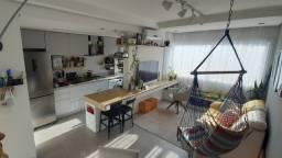 Título do anúncio: Apartamento 1D mobiliado com suíte, lavabo e 1 vaga de garagem- Bairro Santana