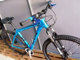 Título do anúncio: bike aro 29x19 azul GTA