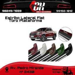 Título do anúncio: Estribo Lateral Fiat Toro Plataforma