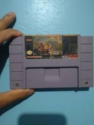 Título do anúncio: Jogos originais super Nintendo