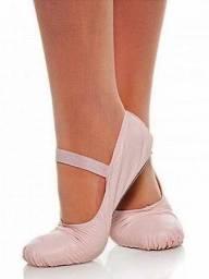 Título do anúncio: Sapatilha para ballet .