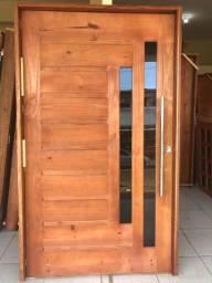 Título do anúncio: Portas de madeira e vidro