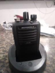 Vendo 7 Rádios Comunicadores Motorola VX-261 - Preço a Combinar