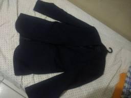 Terno Azul Marinho, R$ 100