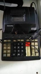 Calculadora profissional financeira térmica, de mesa c/bobina.