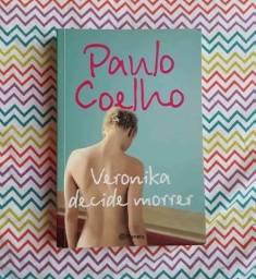 Título do anúncio: Livro Veronika Decide Morrer - Paulo Coelho