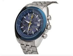 Título do anúncio: Relógio quartzo aço inoxidável