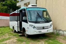 Micro ônibus 2014 Comil Piá EcoX - documentado Motorhome - 61mkm originais