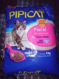 Título do anúncio: Areia higiênica para gato