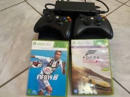 Título do anúncio: Vende-se Xbox 360. R$ 700