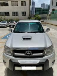 Título do anúncio: Toyota Hilux CD4x4 Diesel SRV Blindada