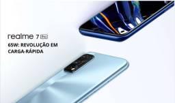 Realme 7 Pro Dual Sim 128 Gb Mirror Silver 8 Gb Ram Nota 1 ano garantia