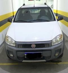 Título do anúncio: Fiat strada working hard cs 1.4 fire flex