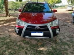 Toyota Etios 16/17 1.5 flex
