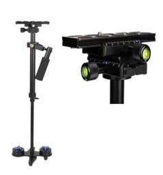 Título do anúncio: Steadycam Estabilizador S60 Camera Dslr Canon Nikon Gopro