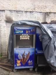 Máquina de sorvete super oferta apartar de 9.999 trifásico