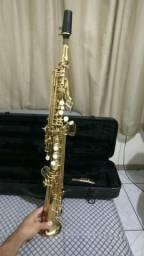 Sax soprano Dolphin