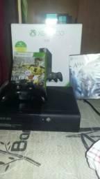 Xbox travado troco em um destravado com jogos