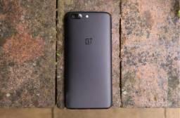 OnePlus 5 Slate Gray - 6/64GB + Outros itens