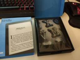 Kindle 8.a geração preto semi-novo