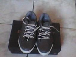 Sapato cor cinza n 40