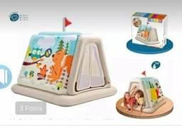 Barraca inflável para criança