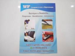 WF Lavagem Limpeza ecológica