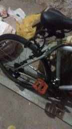 Vendo ou troco Bike de alumínio