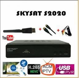 Receptor Skysat S2020