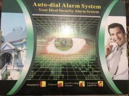 Sistema de alarme GSM sem fio -Kit- Novo