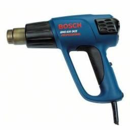 Soprador de Ar Térmico 2000W digital - Bosch-ghg630dce