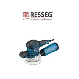 Lixadeira excêntrica rotorbital c/ controle de vel. 125-150mm 400w gex125-150 -137b.1