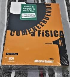 Livros Compreendendo a Física 3 Volumes