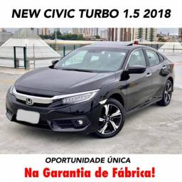 Honda Civic Turbo 1.5 touring - 2018